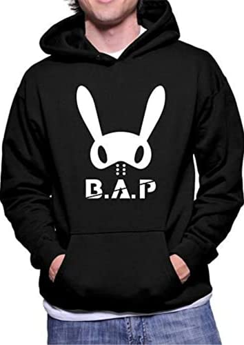 Moletom Masculino Kpop Banda B.A.P K-pop (G)