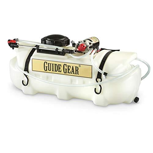 Guide Gear ATV Broadcast and Spot Sprayer, 16 Gallon, 2.2 GPM, 12 Volt