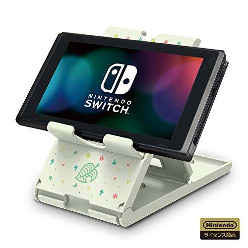 【任天堂ライセンス商品】あつまれどうぶつの森 プレイスタンド for Nintendo Switch / Nintendo Switch Li...