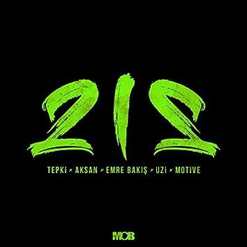 212 (feat. Motive, Uzi, Aksan, Emre Bakış)