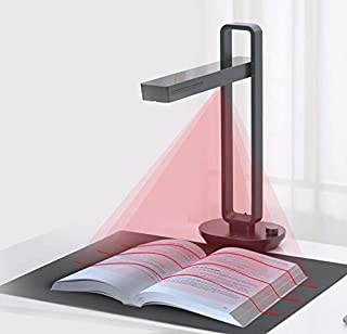 CZUR Aura-B Book & Document Scanner, Auto-Flatten & Deskew Powered by AI Technology, Foldable & Portable, Capture Size A3, Compatible with Windows & Mac OS