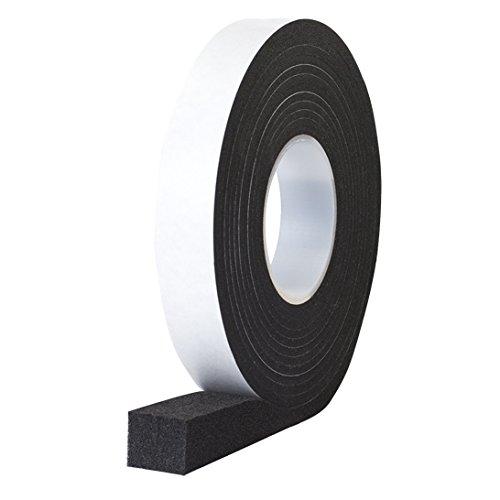 Fugendichtband FILL 600 12mm breit schlagregensicher von 2mm bis 6mm 12m Rolle schwarz DIN 18542 BG1