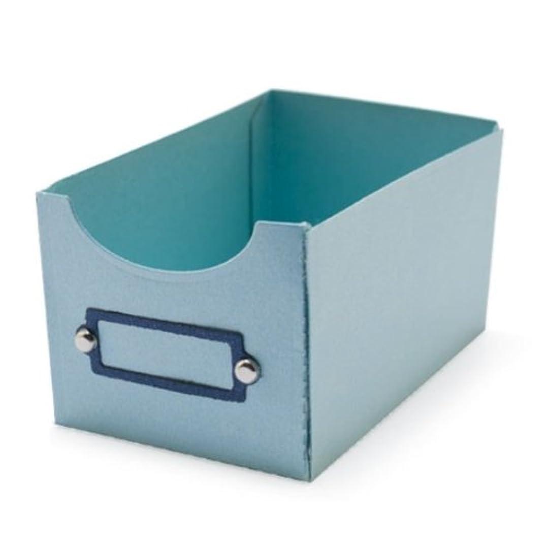 QUICKUTZ Lifestyle Crafts Library Box Die