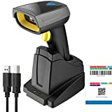 Inateck 2D Barcode Scanner Bluetooth