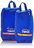 Kipling Pack Things Organizador para Maletas, 1 cm, litros, Azul (Laserblue Light)