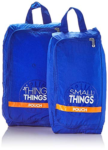 Kipling Pack Things Organizador para Maletas, 1 cm, litros, Azul (Laserblue Light)