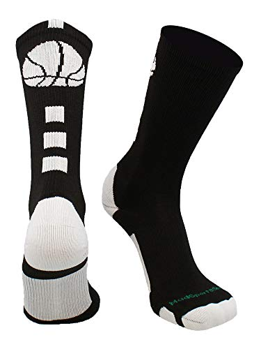 Basketball socks can make you feel like you're on the court anytime. Great for gift ideas for the letter b.