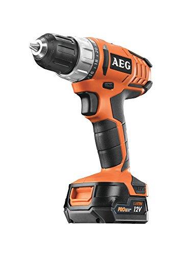 AEG Powertools Taladro Atornillador 12 V - 1,5Ah Lithium 30 Nm