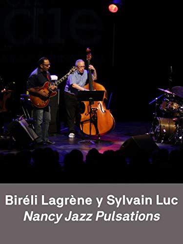 Biréli Lagrène y Sylvain Luc - Nancy Jazz Pulsations