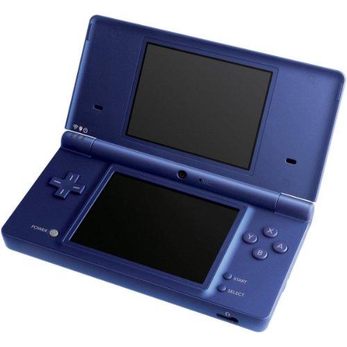 Nintendo DSi consola metallic azul