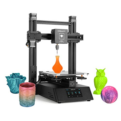 3D Printers, Fesjoy 3D Printer, CP-01 3 in 1 3D Printer 200*200*200mm Build 4.3 Inch Touchscreen Multifunction Engraving Machine CNC Milling Cutting Machine DIY Carving Engraver Tool Support Resume