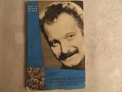 Georges Brassens et la poésie quotidienne de la chanson : . Jacques Charpentreau