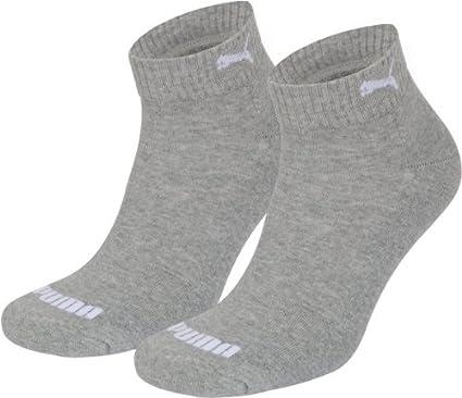 Puma Quarter - Chaussettes de sport - Lot de 2 - Homme
