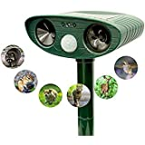 Enternal star Animal Repeller and Solar Pest Effective & Humane Outdoor...