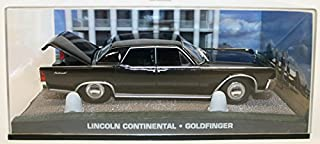 Ex Mag Lincoln Continental Diecast Model Car from James Bond Goldfinger