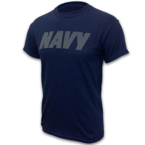 US Navy USN Shirt - United States Navy Tshirts for Men -Navy X-Large