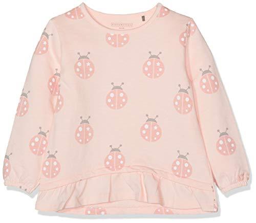 Bellybutton Kids Bellybutton Kids Baby-Mädchen 1/1 Arm Sweatshirt, Mehrfarbig (Allover Multicolored 0003), 56