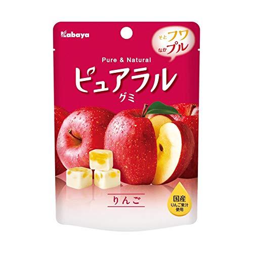 ピュアラルグミ りんご 8袋