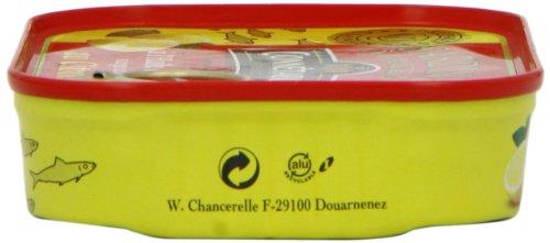 コネタブルオリーブオイルサーディンレモン風味115g