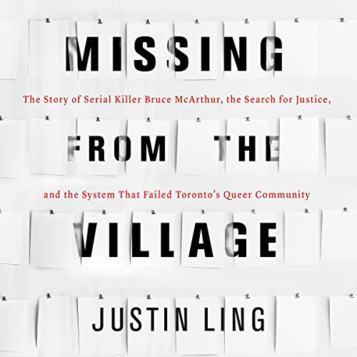 Missing from the Village cover art