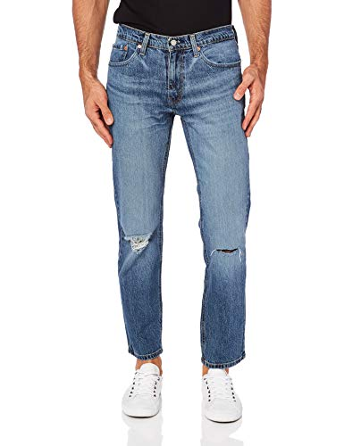 Levi's 511 Slim Fit Jean Jeans, Blue Comet, 38W x 30L Uomo