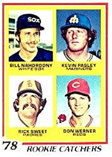 Amazoncom 1978 Topps Baseball Rookie Card 702 Nahorodny