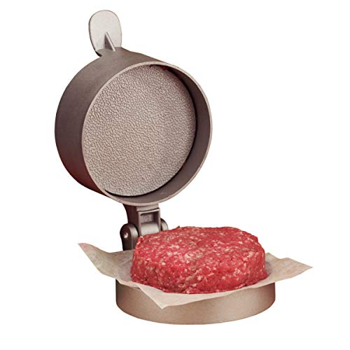 Weston Burger Hamburger Press (07-0301), Makes 4 1/2' Patties, 1/4lb to 3/4lb