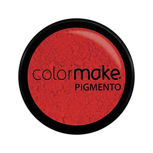 Pigmento Pó Vermelho Colormake, Colormake