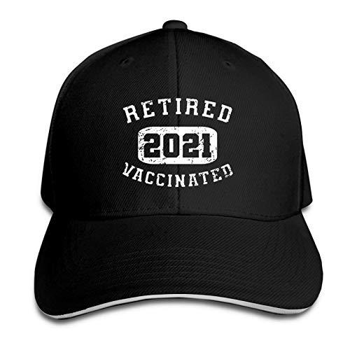 Bradioni Vacunado HatI've Been Vacunado 2021 Sombreros De Béisbol Trucker Gorras Deporte El Snapback Para Mujeres Hombres