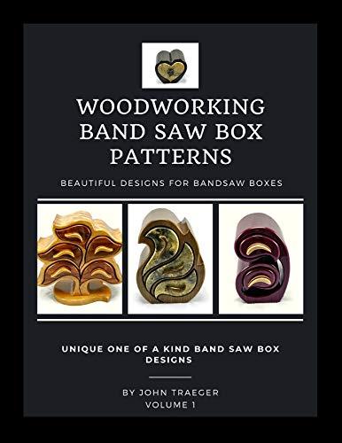 Woodworking Band Saw Box Patterns (English Edition)