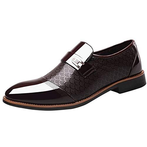 Männer Formale Business Brogue Schuhe männer Krokodil Kleid Schuhe Männlichen Casual Echtes Leder Hochzeit Müßiggänger