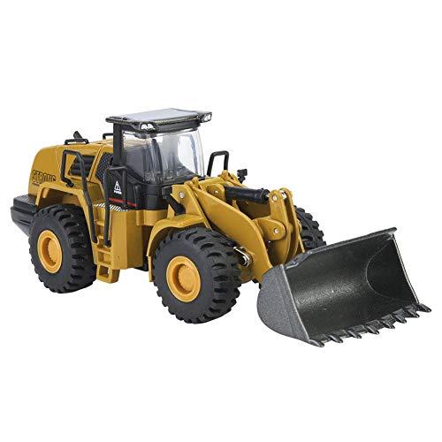 VGEBY1 Radlader, Huina 1813 1:60 Legierung Spielzeug Kipper Bagger Modellbau Baufahrzeug Spielzeug