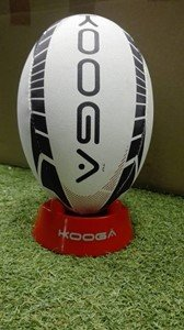 Kooga Rugby trainingsbal Wit - 5