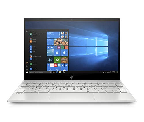 "HP Envy 13-aq0005ns - Ordenador portátil de 13.3"" FullHD (Intel Core i7-8565U, 16GB RAM, 512GB SSD, Nvidia GeForce MX250-2GB, Windows 10) color plata - Teclado QWERTY Español"
