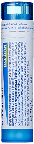 Boiron Hydratis Canadensis 30C, 5-Pack of of 80 Pellet Tubes, Homeopathic Medicine for Postnasal drip