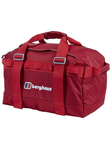 Berghaus Expedition Mule 40 Lefourre-Tout Unisex, Red Dahlia/Haute Red, 40 L