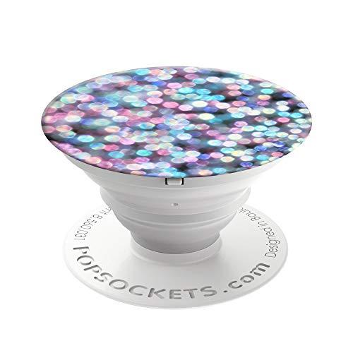 PopSockets - Ausziehbarer (Nicht Austauschbarer) Sockel und Griff für Smartphone und Tablet - Tiffany Snow