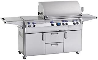 FireMagic Echelon Diamond E790s Stand Alone Grill (Grill w Power Hood Remote-Natural Gas)