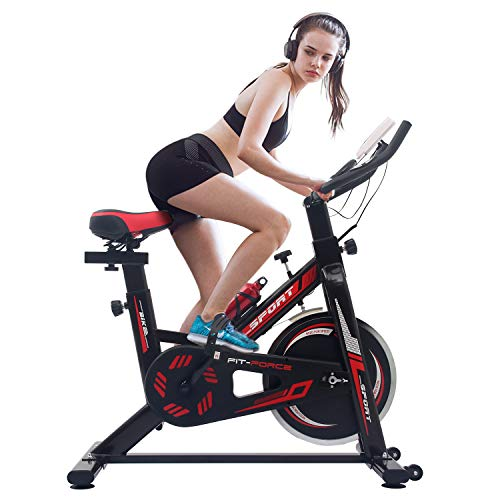 FIT-FORCE Bici Spinning inercia hasta 16kg Modelo X16