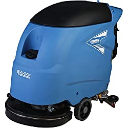 Global Industrial Electric Corded Auto Floor Scrubber