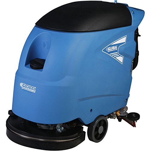 "Global Industrial 20"" Electric Auto Floor Scrubber, Corded"