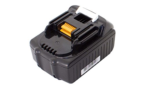 vhbw Batería Li-Ion 1500mAh (18V) para herramientas eléctricas, máquina de café Makita DCM500Z y BL1815, 194204-5, entre otros.