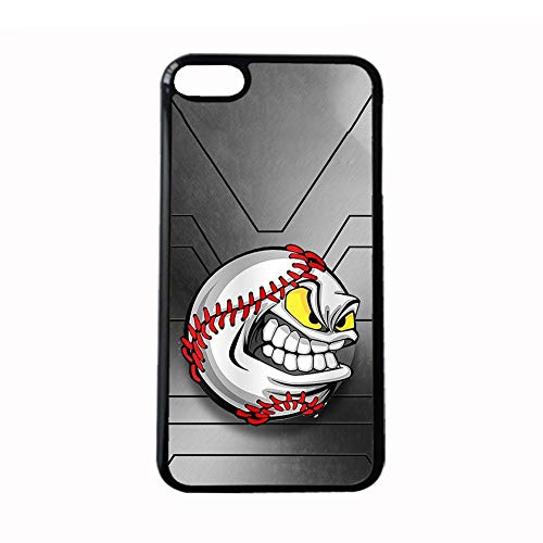 Design Baseball 3 Timeproof Pc Phone Cases Compatible with Apple iPhone 6 Plus 5.5 Kid Choose Design 132-4