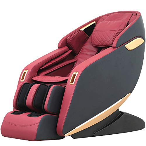 RoboTouch Zest Luxury Full Body Massage Chair with Voice Command (Red)
