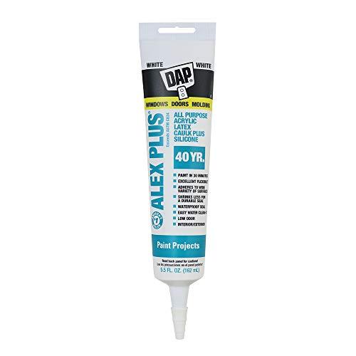Acrylic Latex Caulk Uses