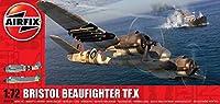 エアフィックス 1/72 イギリス空軍 ブリストル ボーファイター TF.10 プラモデル X-4019A