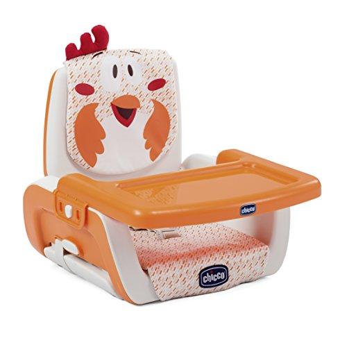 Chicco Mode Rialzo Sedia Unisex Bambini, Multicolore (Fancy Chicken)