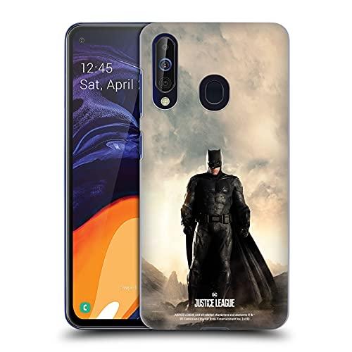 Head Case Designs sous Licence Officielle Justice League Movie Batman Affiches De Caractère Coque Dure pour l'arrière Compatible avec Samsung Galaxy A60 / M40 2019