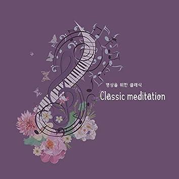 클래식 명상음악 - Liebestraume Nocturn No.1 - Andante Espressivo Assai, 3rd