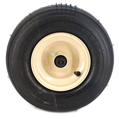 Grasshopper Mower Tire and Wheel Assembly with Bearings, Tire and Wheel Assembly That is Used in The...